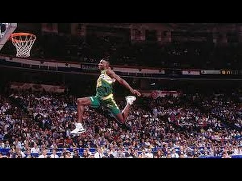 Top Five Underrated Dunks