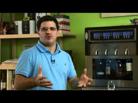 Wine Preservation System  by Napa Technology - WineStation 101