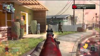 Call Of Duty Black Ops Demolition Nuketown 86-2 (AK47 Dual Mags)