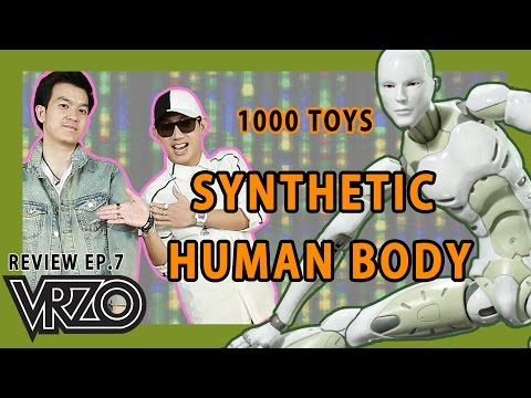 VRZO - รีวิว : 1000 TOYS Synthetic Human Body