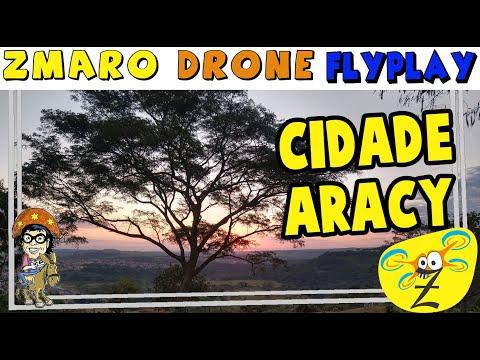 Zmaro Drone FlyPlay: Voando E Papeando No Bairro Cidade Aracy Em São Carlos, SP