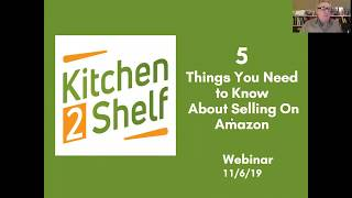 5 Things that you need to know about selling on Amazon
