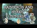 [DOFUS] [EN] Rainikron & Hyrkul Fight Tutorial (Ivory Dofus Questline)