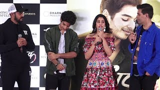 Dhadak Success Bash : Jhanvi Kapoor Exclusive Interview