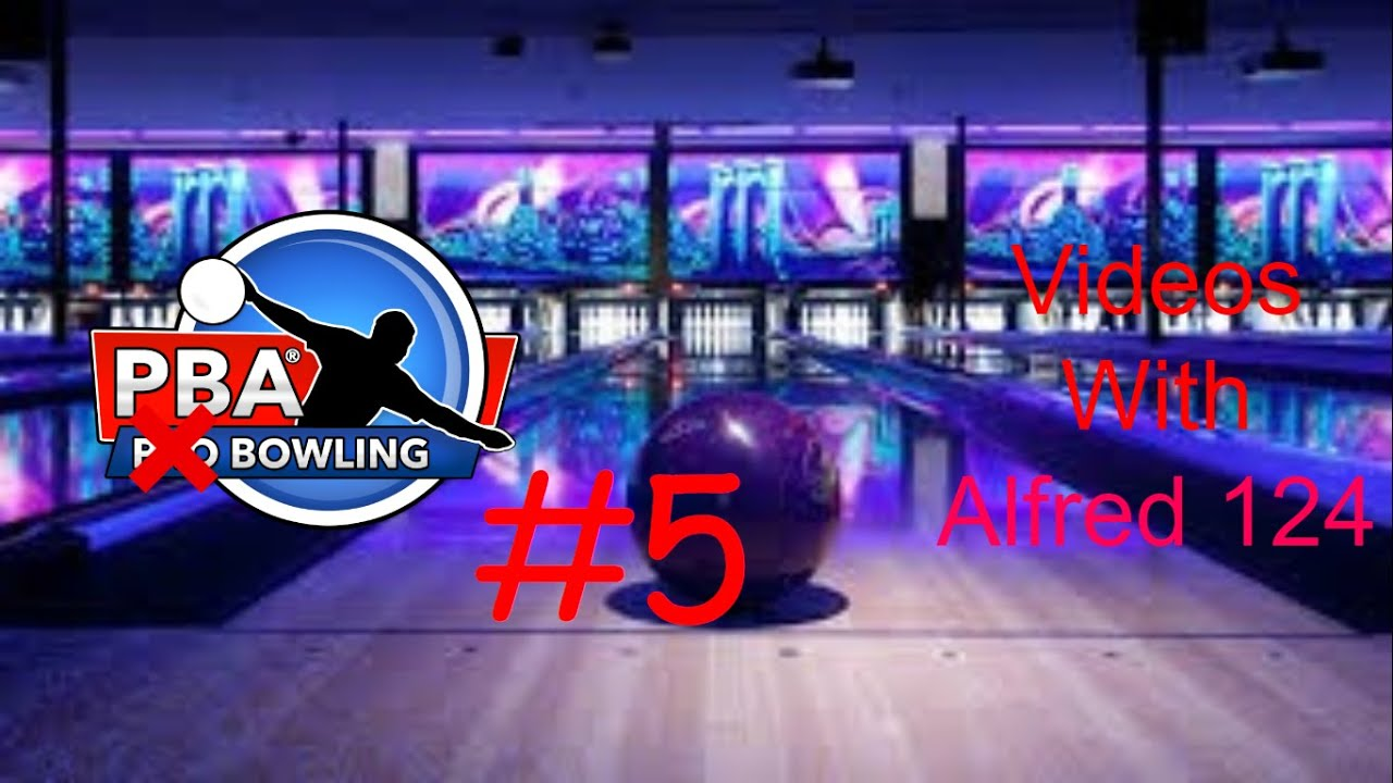 Joexian Gaming: PBA Bowling #5