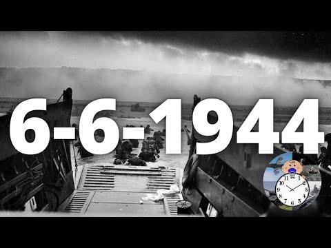 D-Day Dalam Angka