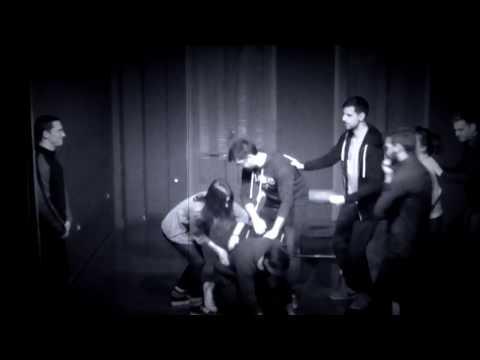 Slap build-up @ The Athens Improv Jam