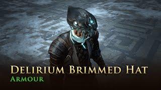 Path of Exile: Delirium Hat
