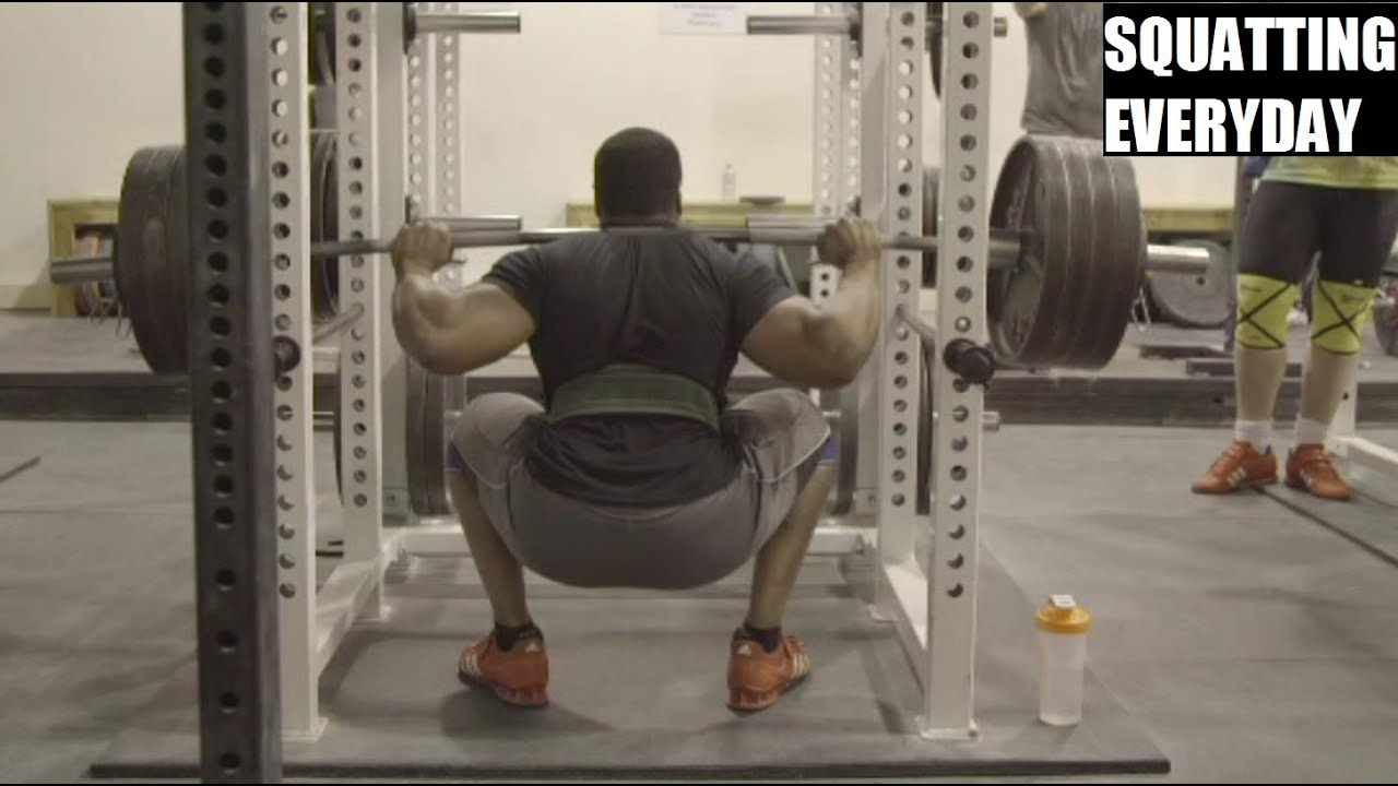 Is It Bad To Do Squats Every Day?
