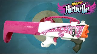 Nerf Rebelle Secret Shot from Hasbro