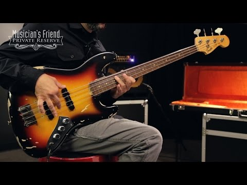 Fender Jaco Pastorius Relic Jazz Bass