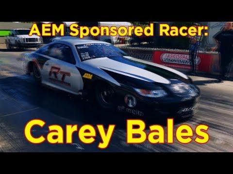 Carey Bales The World S Fastest Honda Accord Aem Electronics Sponsored Racer