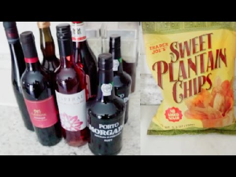 Trader Joe's Haul | Red Wines