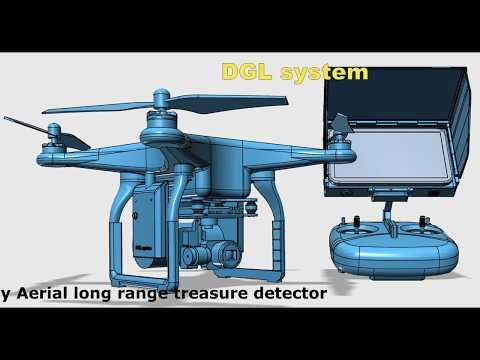 Drone Treasure Detector