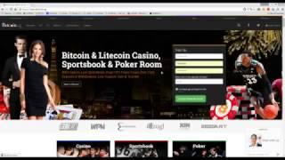 Покер на БИТКОИН POKER на BitCoin