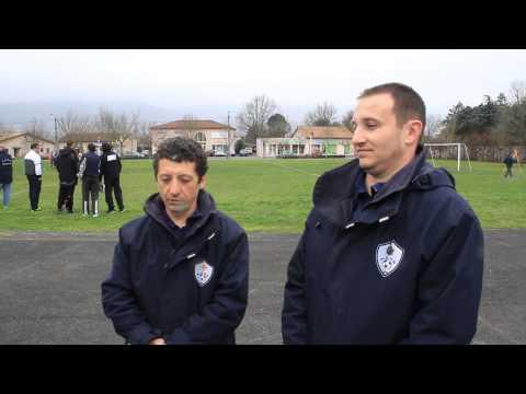 Formation d'éducateur sportif de football à Payrin