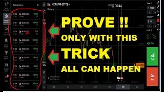 The secret of continuous victory - few traders know - win ratio 98% || Iq option strategy