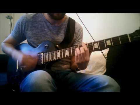 Mando Diao - God knows (Guitar cover)