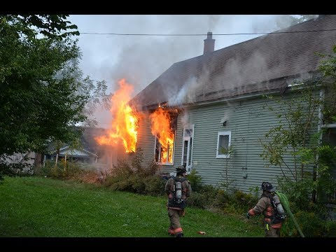 Buffalo FD 1+ Alarm - 18 Houghton ave
