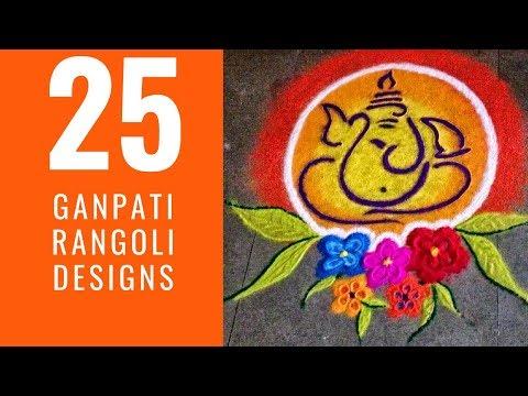 Ganpati Design's 2019 | Latest Ganpati Decoration Ideas for home | Ganesh Chaturthi Design