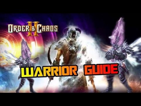 Order And Chaos 2: Redemption - Warrior Guide