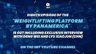 Episode 8 - Weightlifting Platform by Panamerica