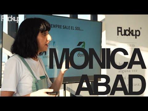 Fuckup Nights Madrid Vol. 2 #advertising - Mónica Abad