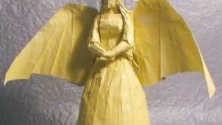 Origami Angel Tutorial (Tadashi Mori)