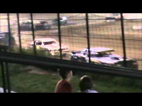 fayette county speedway street stock feature 7-15-11