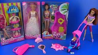Lutke barbike igracke za devojcice !! Barbie Doll Toys for kids