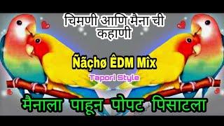Popat Pisatla (Shimma)_Tapori Style Mix_Dj Rohit and DJ Aniket R A Production