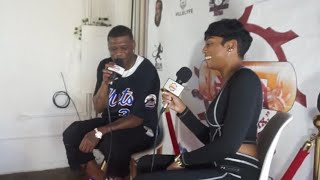 Day in The Life | Interviewing Rappers | Drea Kay
