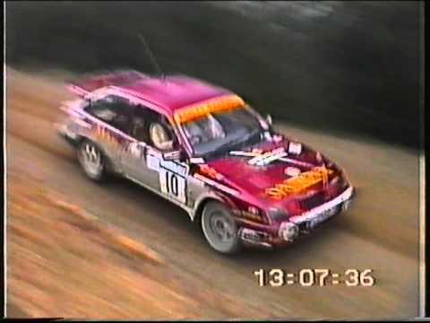 Vauxhall Sport Rally 1990
