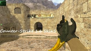 Counter Strike 1.6 Skins
