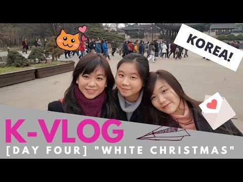 [Day 4] Korea Winter Trip 2016 - Mouse Rabbit Cafe & Namsangol Hanok Village