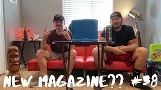 New Magazine?? Jonathan Saenz …