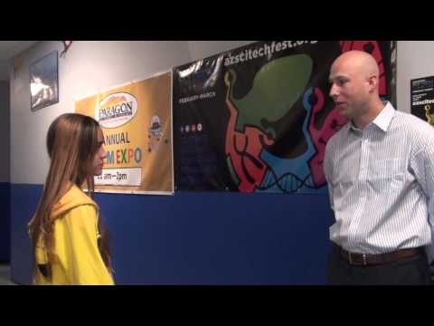 STEM Expo Interview with Robert Hobbins Paragon Science Academy