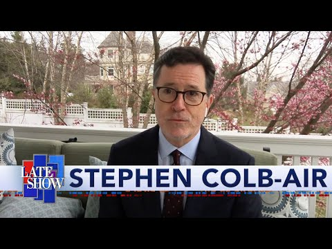 The Light Show With Stephen Colb-Air - We're All In This Together