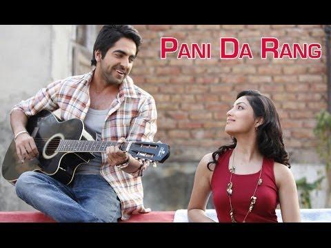 Pani Da Rang (Video Song)   Vicky Donor   Ayushman Khurana & Yami Gautam