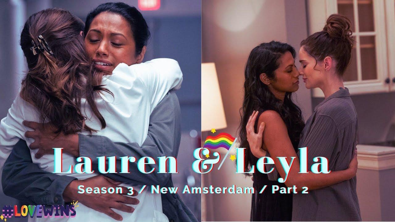 Download Lauren and Leyla / New Amsterdam / Season 3 / Finale