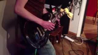 Ten Percenter - Levitation (Jay - Guitar Shred)