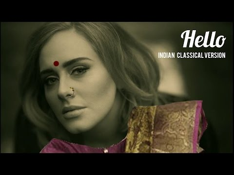 Hello (Adele) - Indian Classical Version - Mahesh Raghvan