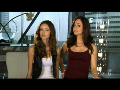 Summer Glau and Eliza Dushku