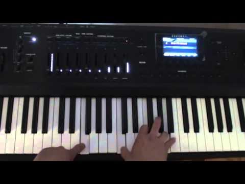 How To Play Purpose On Piano - Justin Bieber - Purpose Piano Tutorial