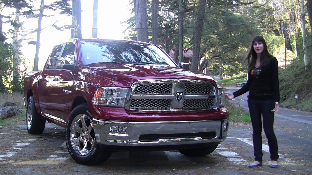 2010 dodge ram 1500 walkaround youtube. Black Bedroom Furniture Sets. Home Design Ideas