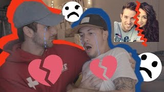 COLLEEN AND JOSH GETTING DIVORCED?! [REACTION]