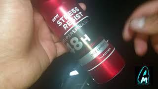 Loreal Men Expert Stress Resist 48hour Anti-perspirant Deodorant (Review)