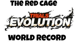 Trials Evolution The Red Cage World record (extreme)