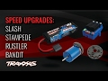How to Go Faster Traxxas Speed Upgrades