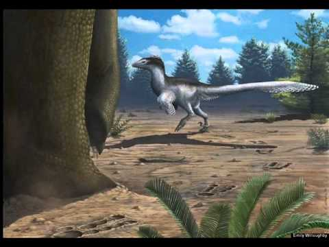 Paleoart of Emily Willoughby